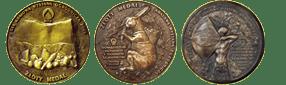 Złote medale Krajowej Wystawy Ogrodnictwa
